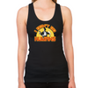 Ace Ventura I Don't Do Humans Women's Racerback Tank