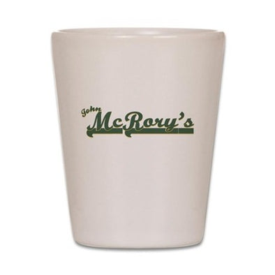 McRory's Pub Shot Glass
