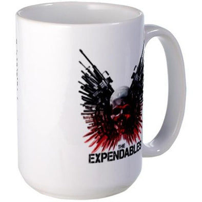 Choose Your Weapon Large Mug