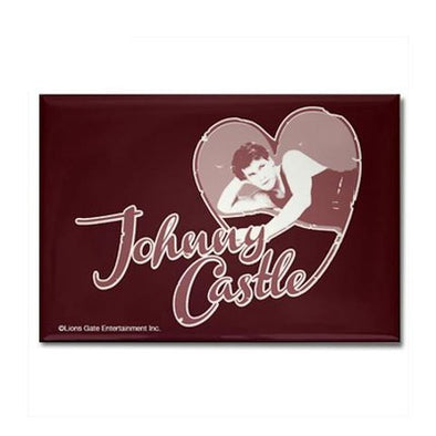 Love Johnny Castle Magnet