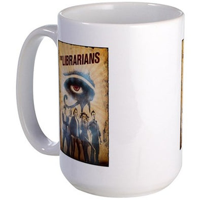 The Librarians Season 3 Large Mug