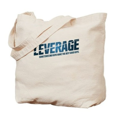 Leverage Logo Tote Bag