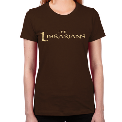 The Librarians Women's Fitted T-Shirt