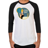 Mad Men Betty Draper Men's Baseball T-Shirt