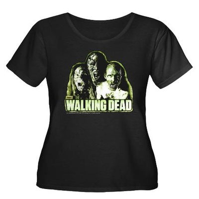 The Walkers Women's Plus Size Tee