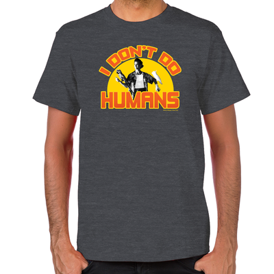 Ace Ventura I Don't Do Humans T-Shirt