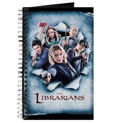The Librarians Season 2 Journal