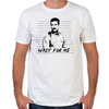Mendez Wait for Me Fitted T-Shirt