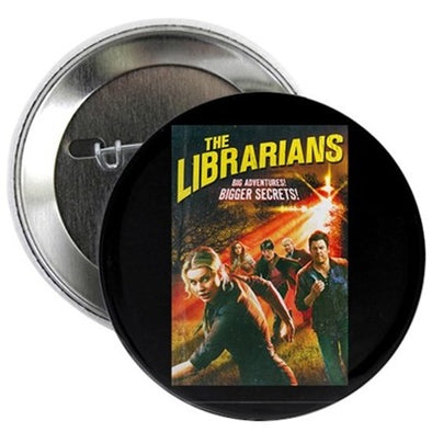 The Librarians Season 4 Button