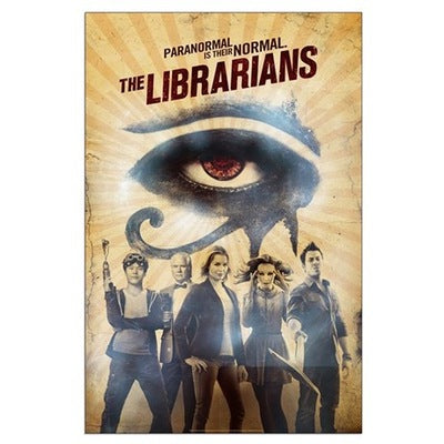 The Librarians Season 3 Large Poster