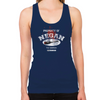 Property of Negan Women's Racerback Tank