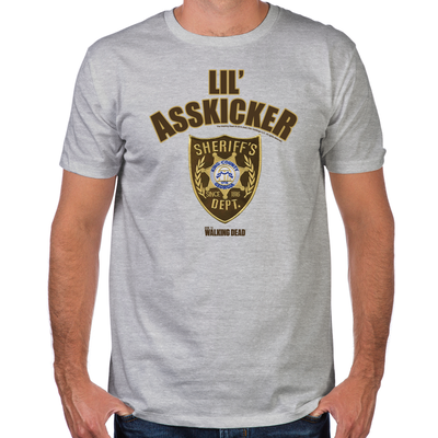 Lil Asskicker Fitted T-Shirt