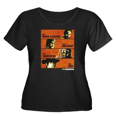 Ringleader Archer Women's Plus Size T-Shirt