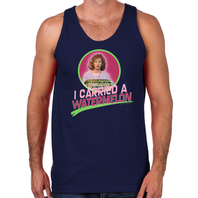 Dirty Dancing I Carried a Watermelon Men's Tank