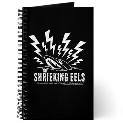 Shrieking Eels Journal
