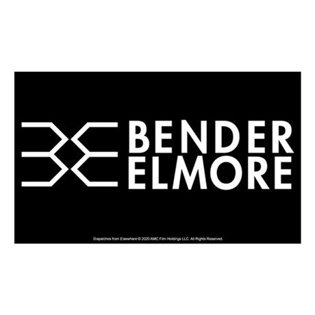Bender Elmore Sticker