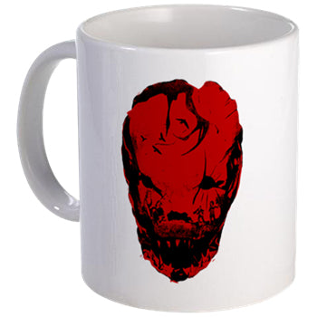 Bloodletting Mask Red 11oz Mug