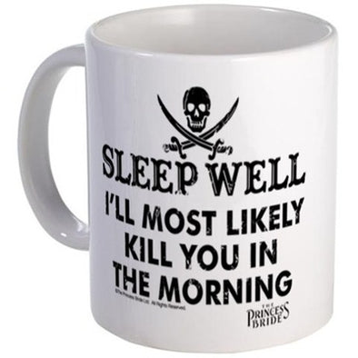 Sleep Well Mug