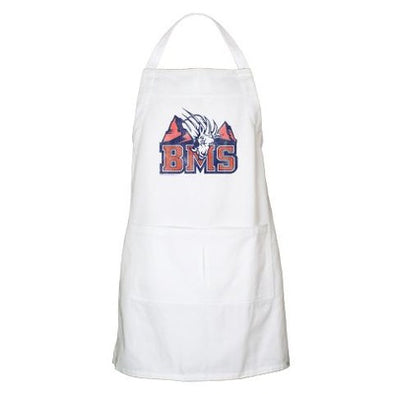 Blue Mountain State Apron