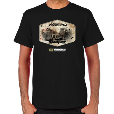 Alexandria Men's T-Shirt