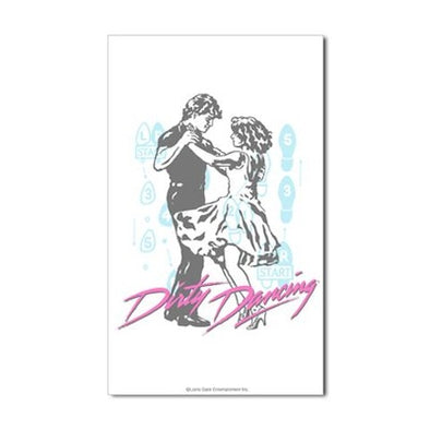 Dirty Dancing Dance Moves Sticker