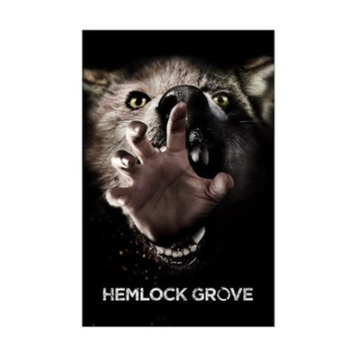 Hemlock Grove Inside Out Mini Poster Print