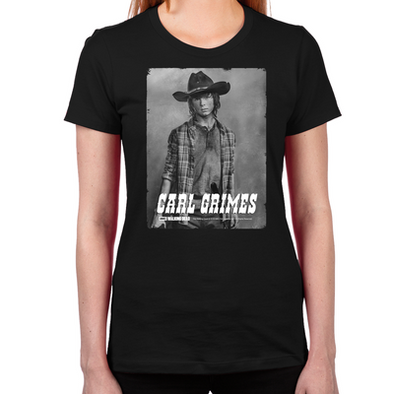 Carl Silver Portrait Women's T-Shirt