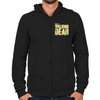 The Walking Dead Logo Zip Hoodie