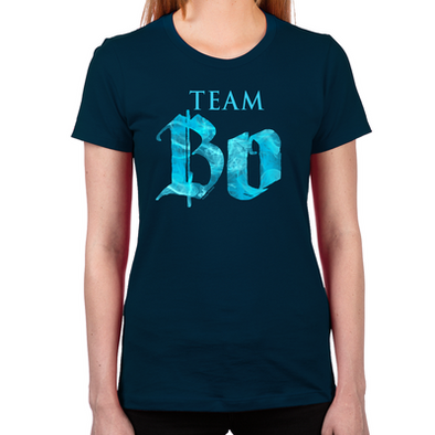 Lost Girl Team Bo Women's Fitted T-Shirt