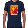 Saw Trap Fitted T-Shirt