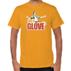 Ace Ventura Like a Glove Fitted T-Shirt