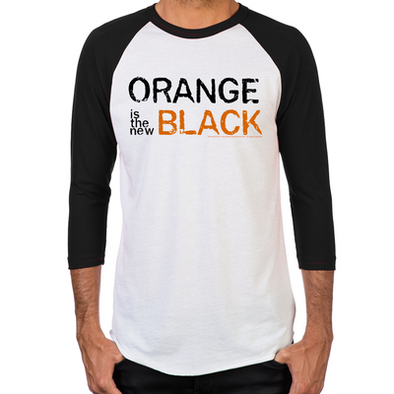 Orange Is The New Black Men's Baseball T-Shirt