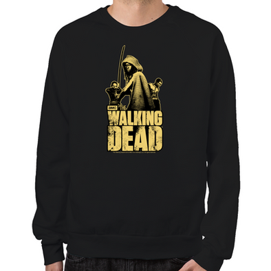 Zombie Killer Michonne Sweatshirt