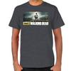 Walking Dead Carl and Rick Grimes Don't Look Back T-Shirt