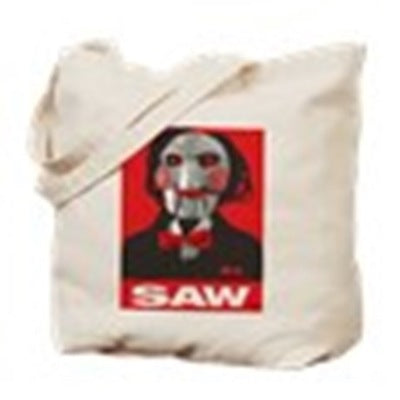 Saw Clown Tote Bag