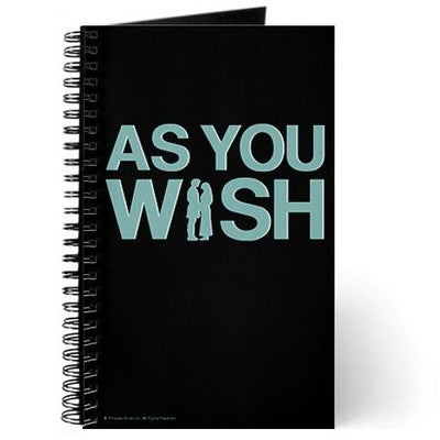 As You Wish Journal