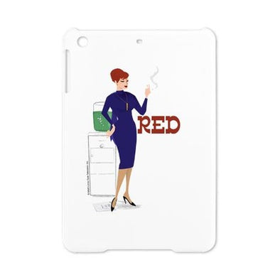 Mad Men Red iPad Mini Case