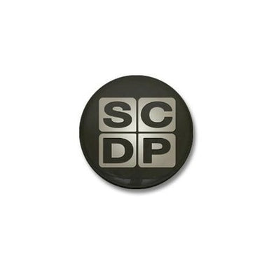 Sterling Cooper Draper Pryce Mini Button