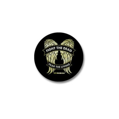 Daryl Dixon Wings Mini Button
