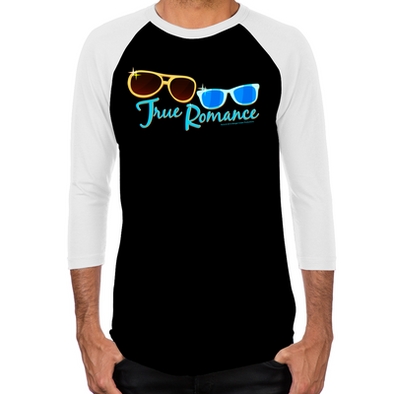 Retro Sunglasses Men's Baseball T-Shirt
