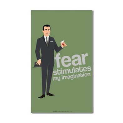 Mad Men Don Draper Sticker