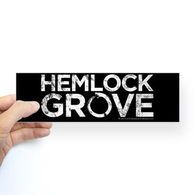 Hemlock Grove Bumper Sticker