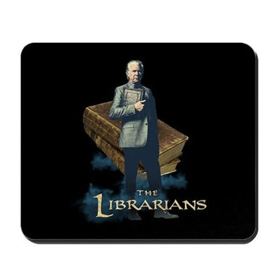The Librarians Jenkins Mousepad