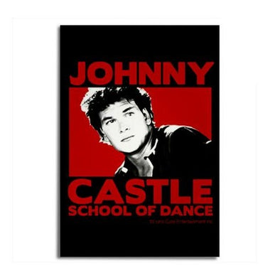 Dirty Dancing Johnny Castle Magnet