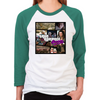 True Romance Movie Women's Baseball T-Shirt