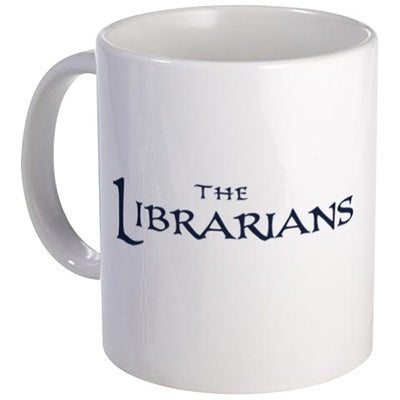 The Librarians Mug