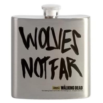 Wolves Not Far Flask