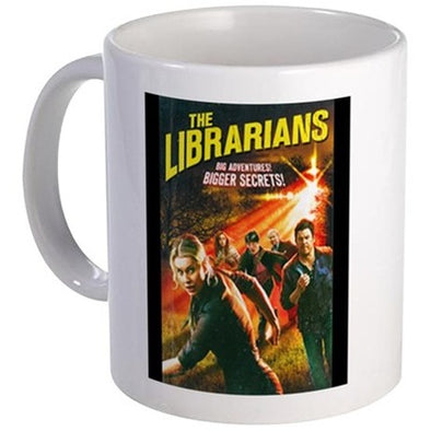 The Librarians Season 4 Mug