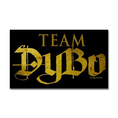 Team DyBo Sticker