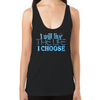 Lost Girl Live the Life I Choose Racerback Tank